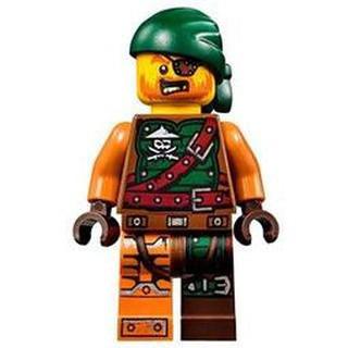 Lego 旋風忍者 Ninjago 70599/ 70600/ 70604/ 70605 反派人偶