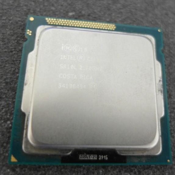 intel 1155腳位 G840 G1620 G530 G2130 G2020 i3 i5 等 CPU LGA1155