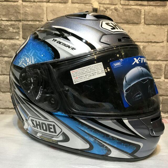 【桃園萊特先生】SHOEI X-12 加藤大治郎 全罩式安全帽