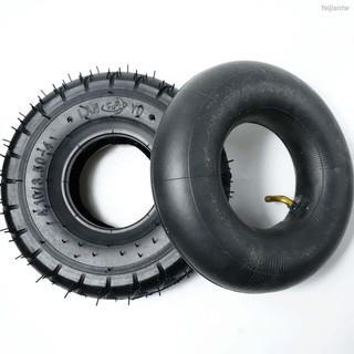 4.10/ 3.50-4內外胎輪胎350-4內胎外胎手推車老虎車小推車充氣內胎