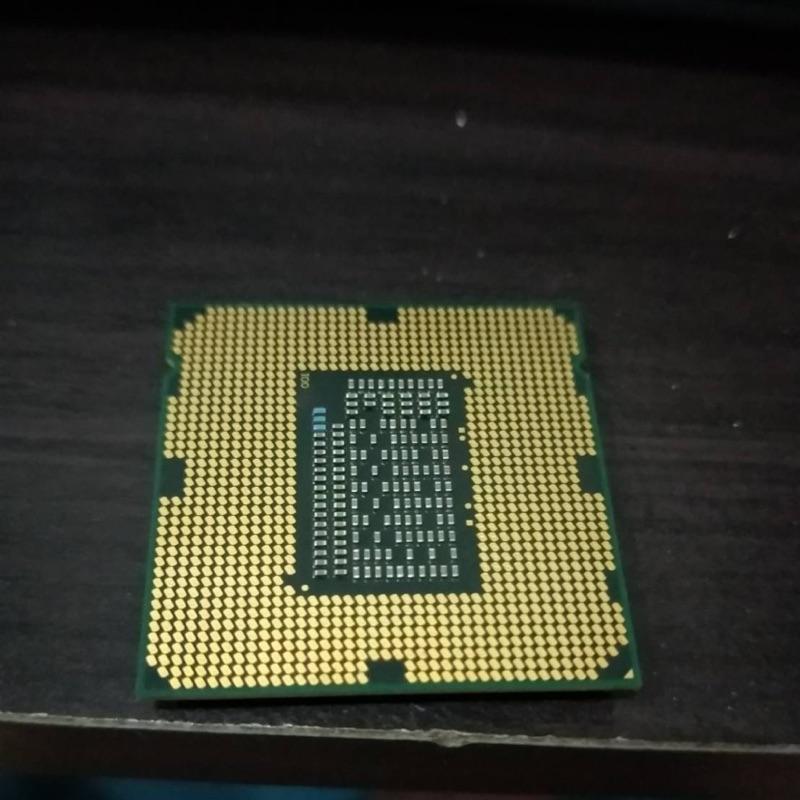 CPU i5-2500k 3.3G