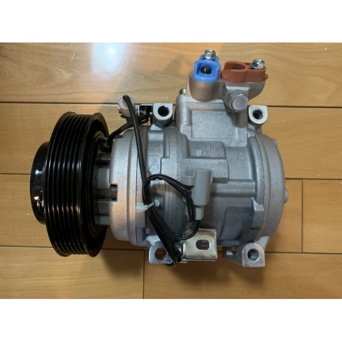 全新原廠Toyota豐田冷氣壓縮機Corolla Goa LE & Altis 1.8 01-03年 保固2年6萬公里