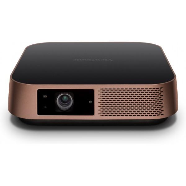 ViewSonic 優派 M2 FHD 3D 無線 智慧微型 投影機