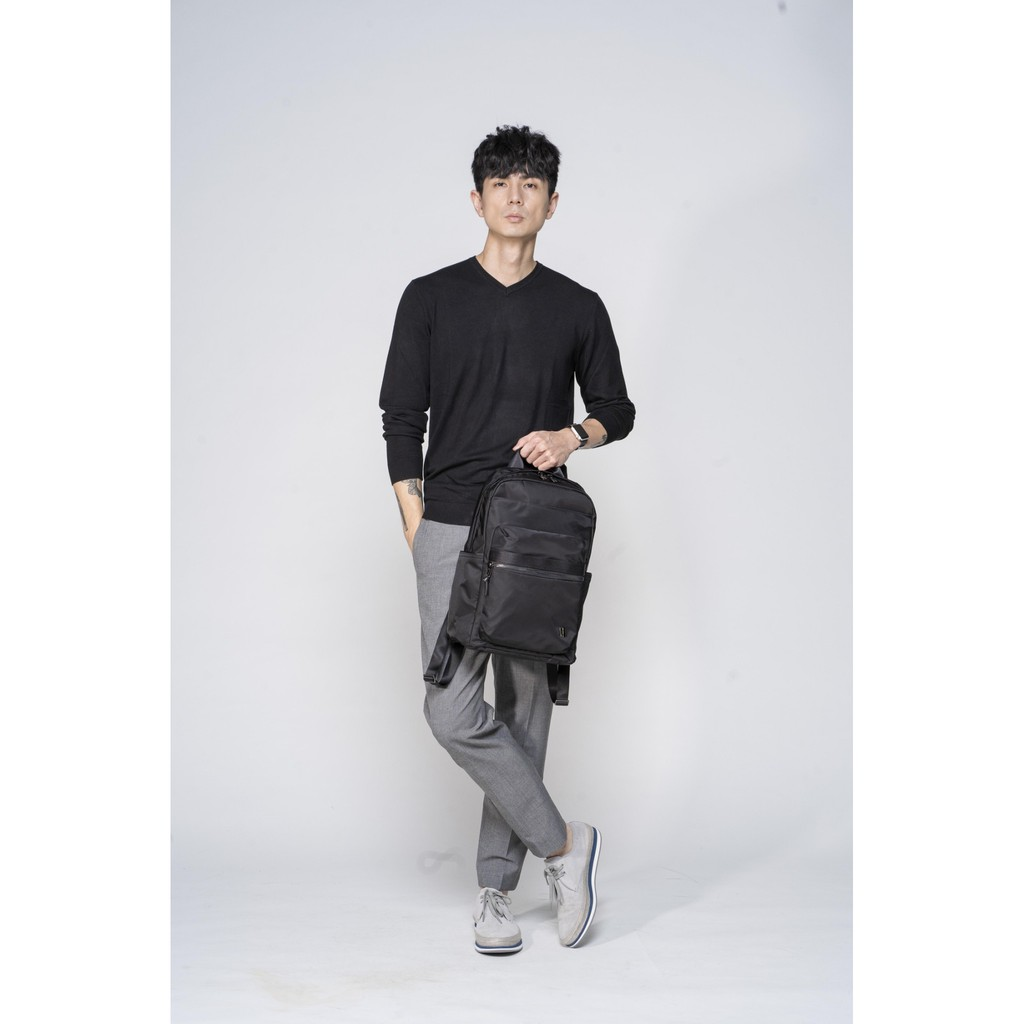 ☆SUMDEX☆人體工學設計 高級後背包 網路最低價 經典 商務 後背包 都會 時尚 平板包 筆電包 799BK 黑色