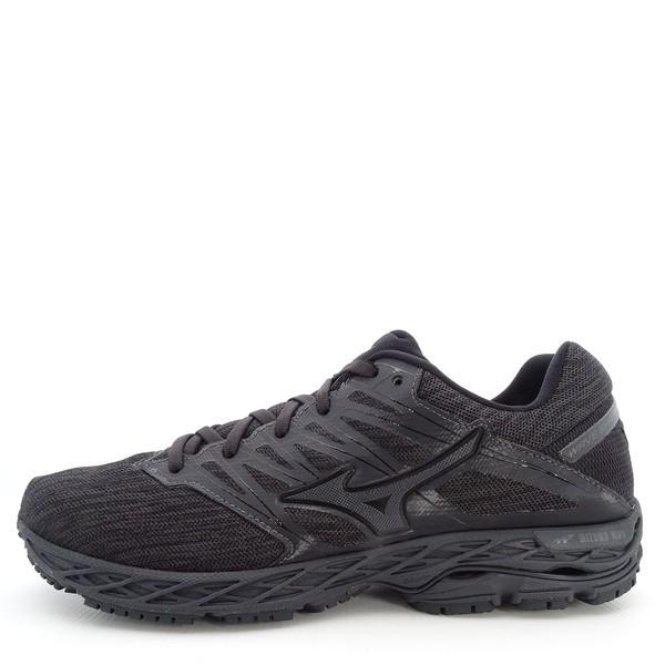Mizuno Wave Shadow 2 [J1GC183051] 美津濃 運動鞋 男 走路 跑步 慢跑 黑30.0cm