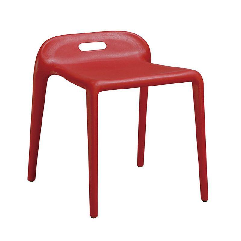 【GA908-3】斐儷紅色椅凳