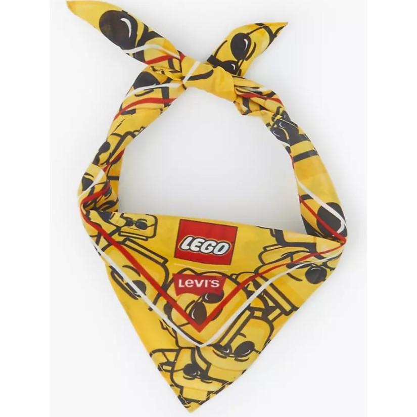 正版LEVIS X LEGO方巾 正版LEVIS X LEGO LEVIS方巾 LEGO聯名款