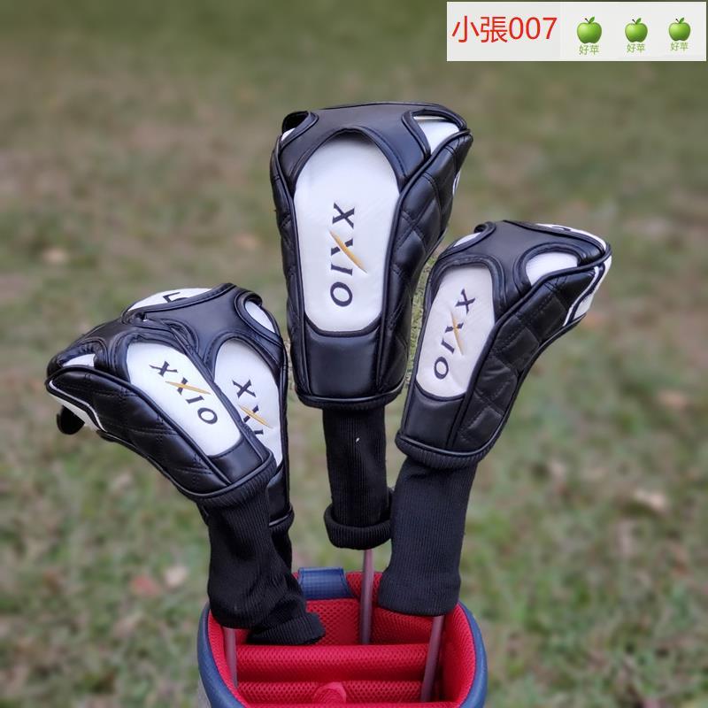 購滿299免運!XXIO高爾夫木桿套 桿頭套 帽套球桿保護套 XX10球頭套高爾夫球桿