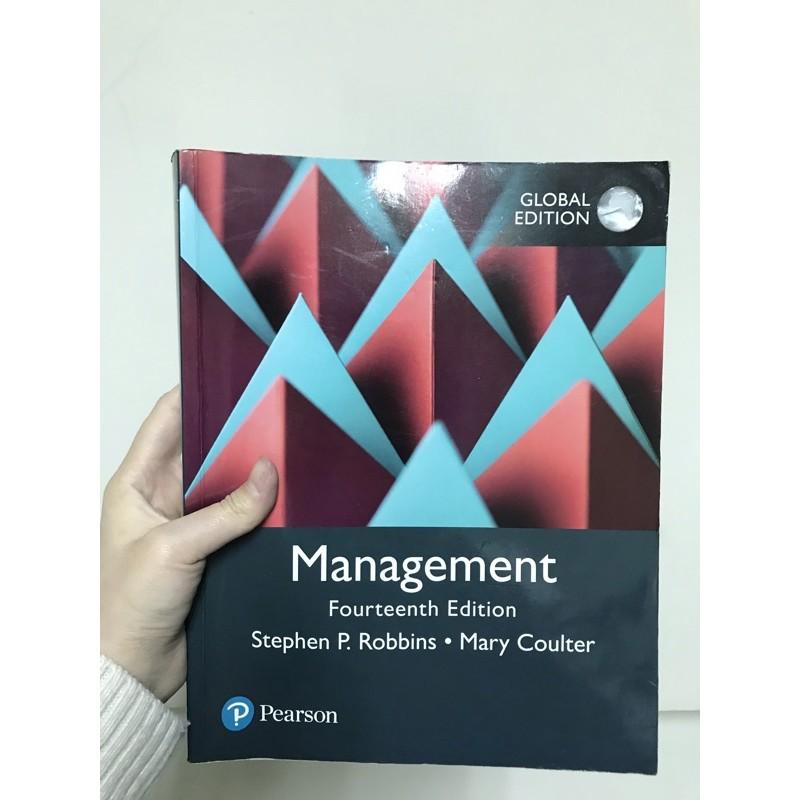 Management 管理學第14版