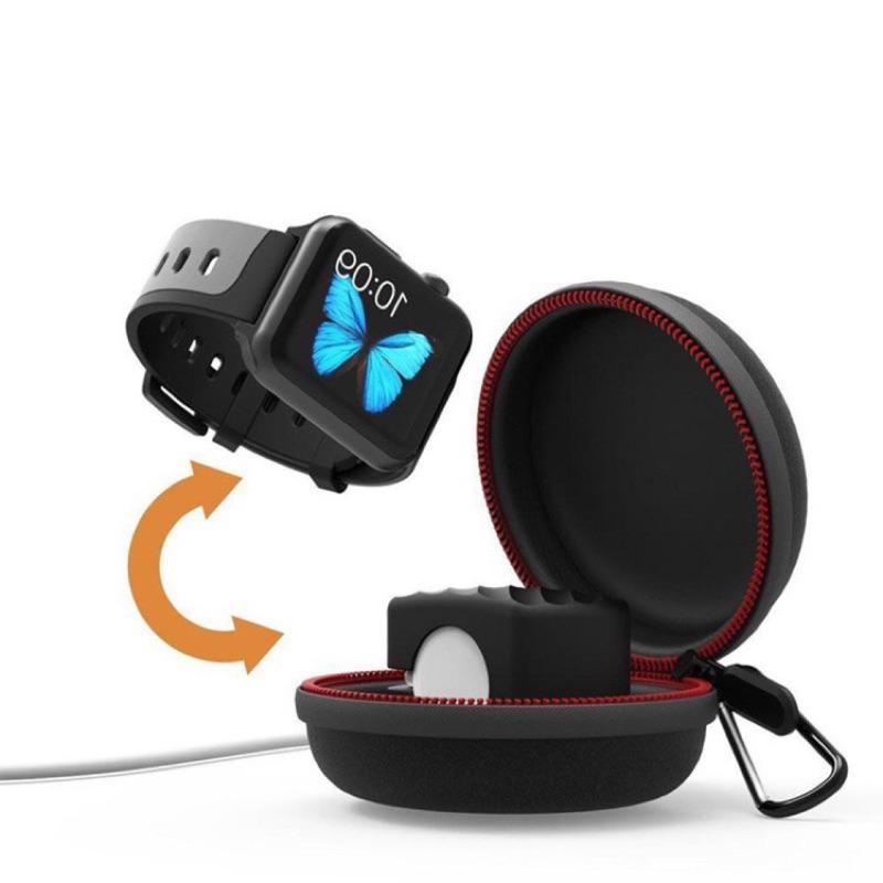 現貨™~手錶充電盒/蘋果apple      watch手錶充電底座/二合一收納盒