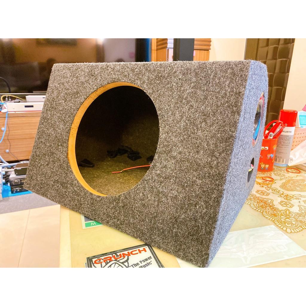 10吋超低音喇叭箱 重低音 DYNAUDIO DLS FOCAL MOREL單體適用