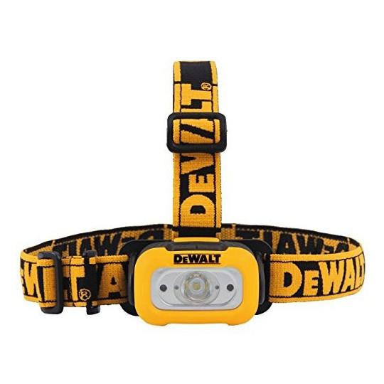 DEWALT 觸摸頭燈 Jobsite Touch Headlamp (200 Lumens)  DWHT81424