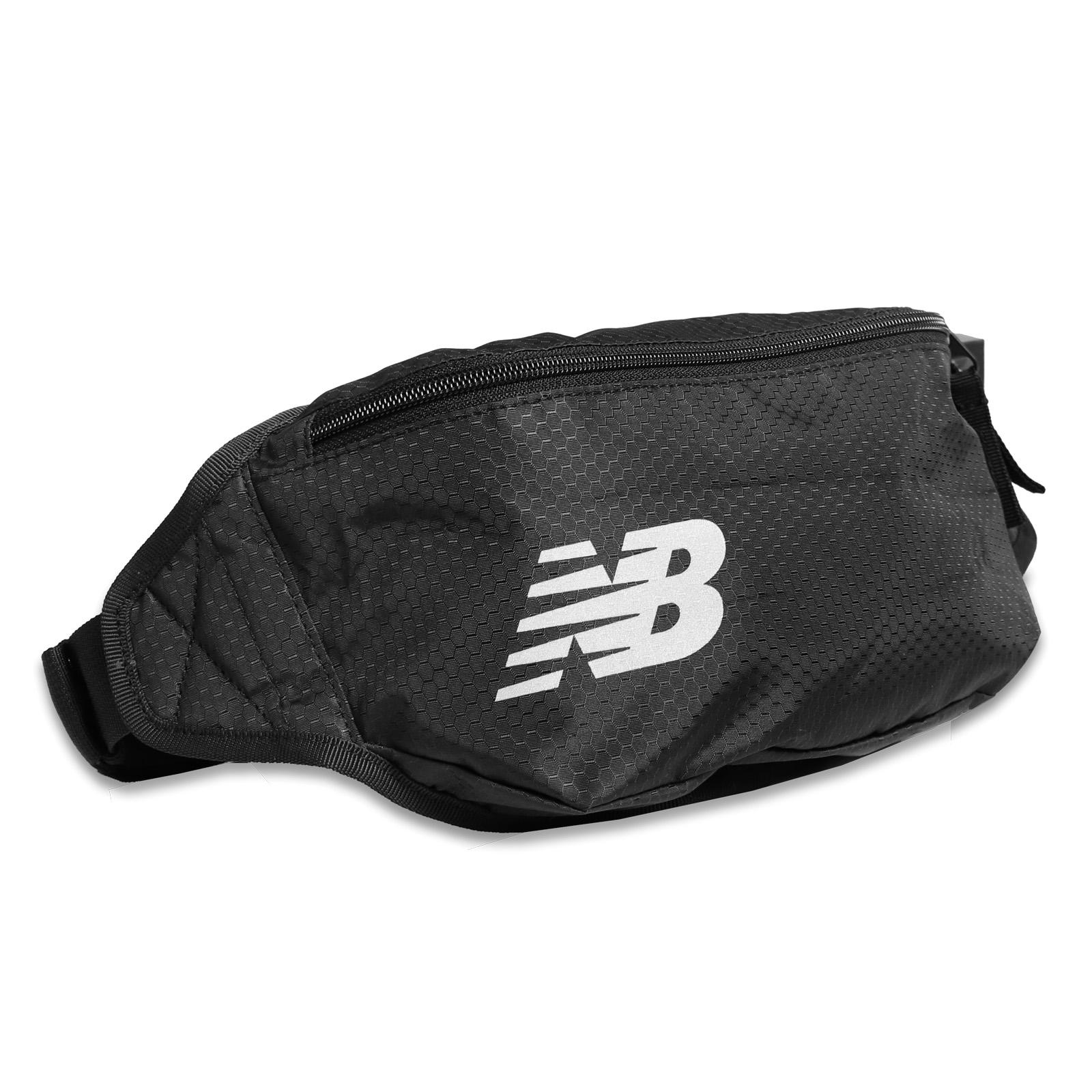 New Balance 腰包 Running Waist Pack 跑步 路跑 斜背包 【ACS】EQ03072MBSI