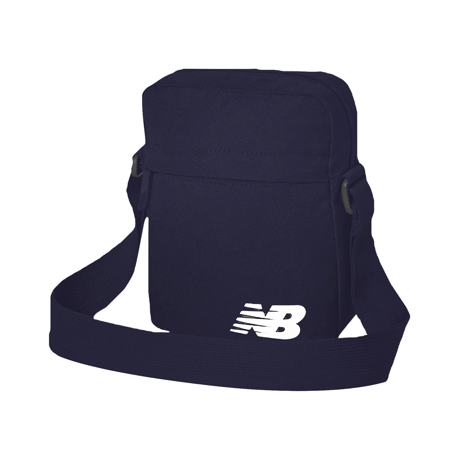 New Balance 斜背包 Mini Shoulder Bag 藍 男女款 基本款 【ACS】 BG03080GNW