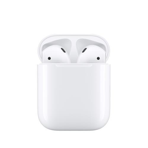 現貨~~Apple AirPods 2 有線充電盒款(第2代) 全新未拆 神腦保固一年 花旗