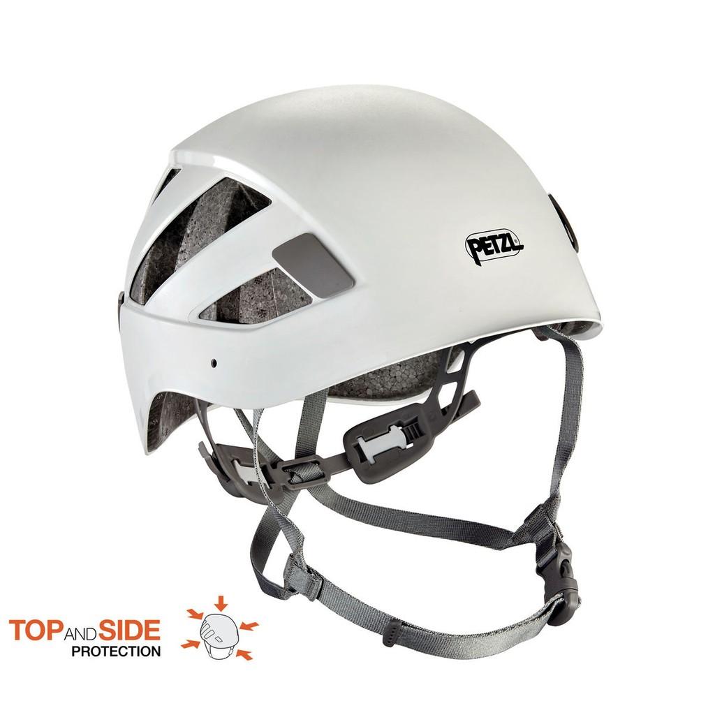伊凱文戶外 PETZL BOREO運動及攀登安全帽─輕便耐用型 A042*A 頭盔 岩盔