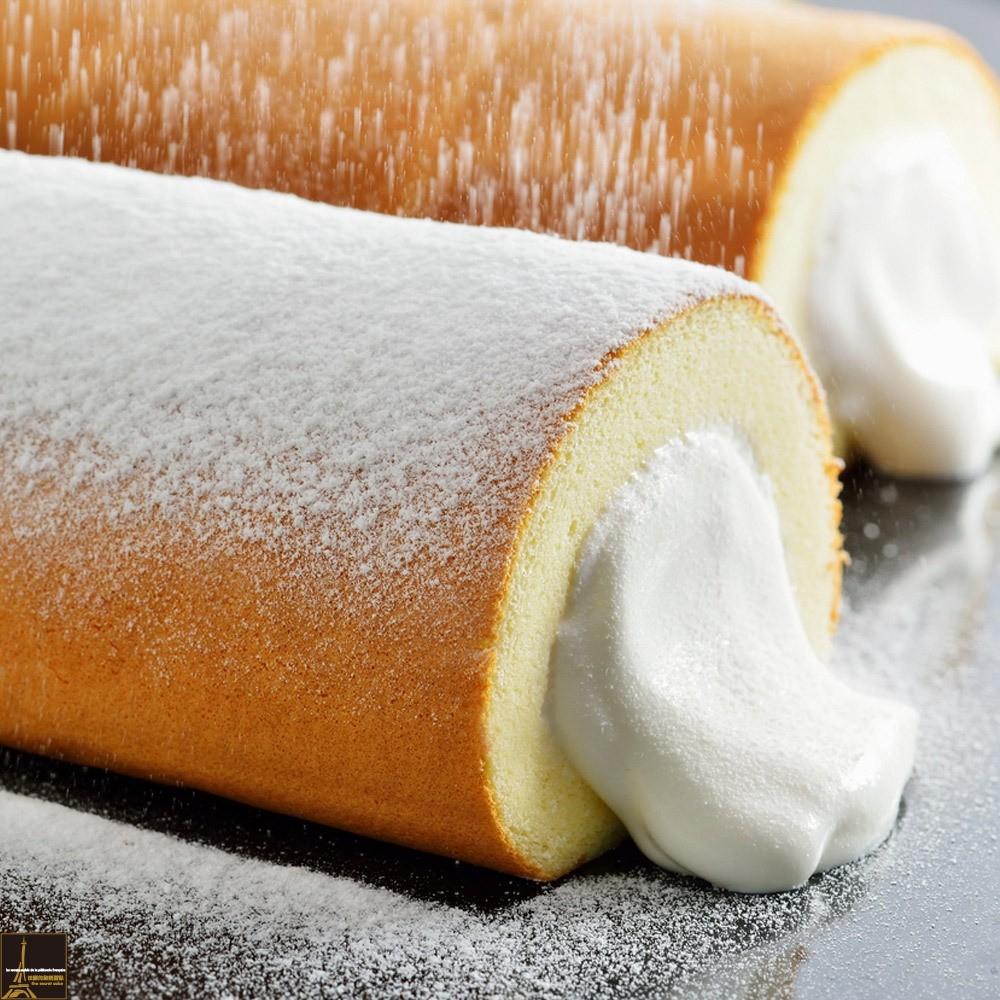 《the secret cake 法國的秘密甜點》北海道生淇淋卷