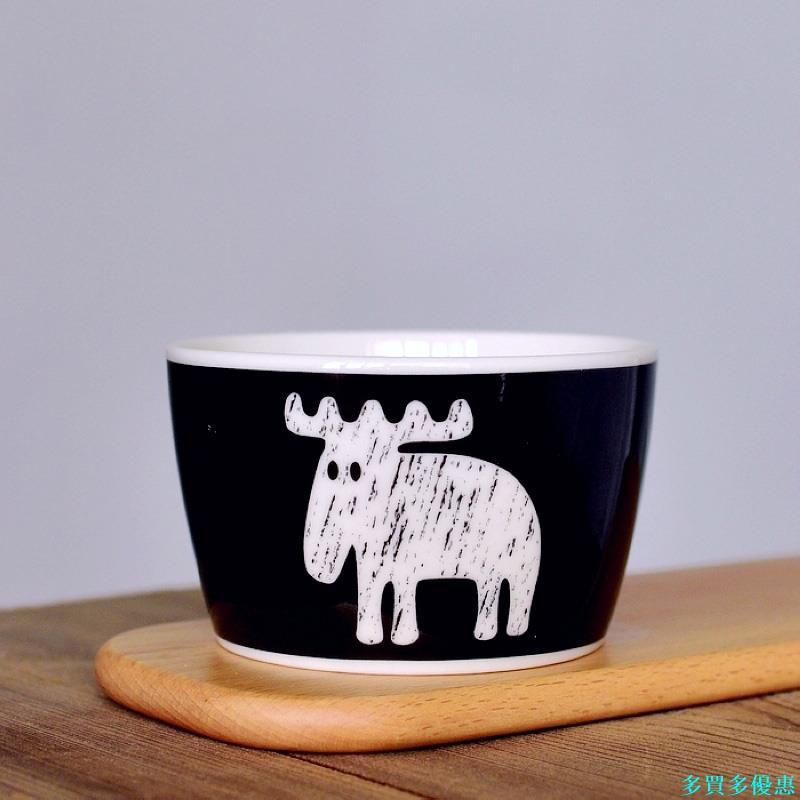 【花苑秘語家居】出口訂單瑞典MOZ陶瓷餐具碗平底碗北歐風格飯碗微波爐烤箱適用
