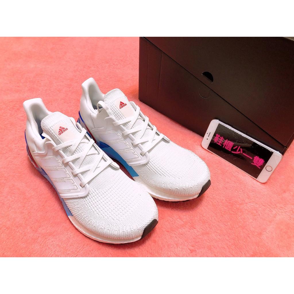 【鞋櫃少一雙】Adidas Ultraboost 20 Taipei 城市 台北 TPE 男女鞋 輕量  FX7816