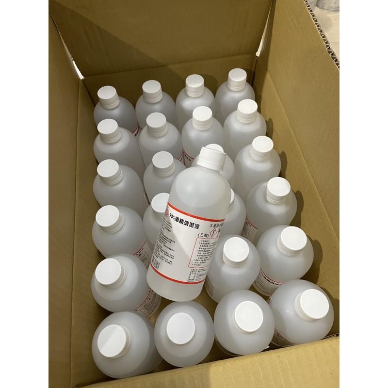 林媽媽75%酒精清潔液(非醫療用)