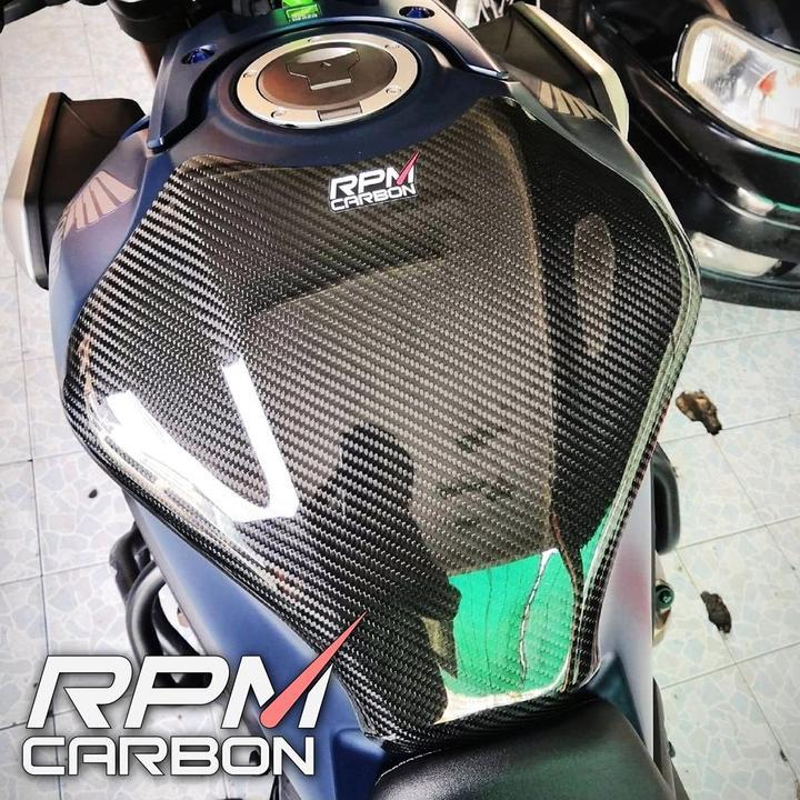 [PCM] HONDA CB650R CB 650R 19+ RPM Carbon 後 油箱罩 油箱 外罩 碳纖維