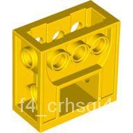 ❤️LEGO樂高科技配件 6588 658824 2x4x3 1/3齒輪箱 黃色 全新
