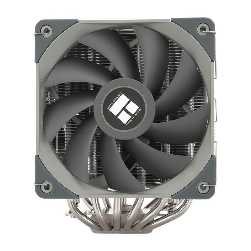 代購利民PA120白色ARGB塔式風冷風扇1150/1151/1155/1200/2011/2066/AM4英特爾6熱管