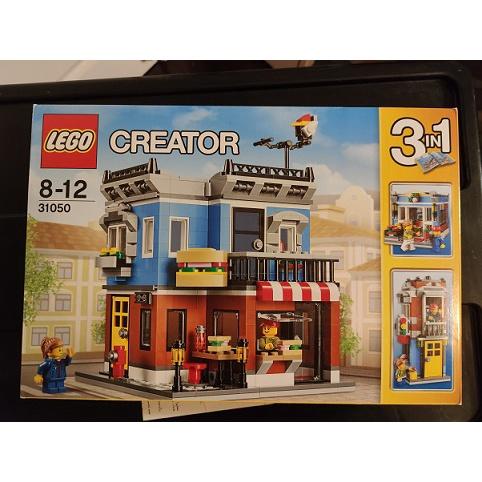 WD  樂高 Lego 31050 創意百變三合一系列街角熟食店