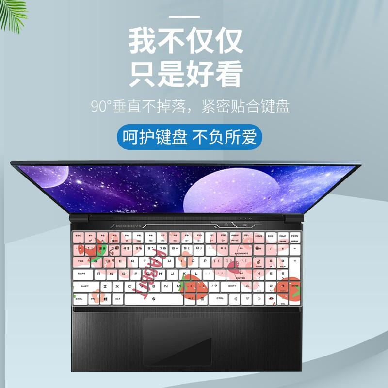 現貨  快速出貨✉☋✁適用機械革命X10PRO電競游戲本滿血RTX3070電腦鍵盤保護膜17.3寸11