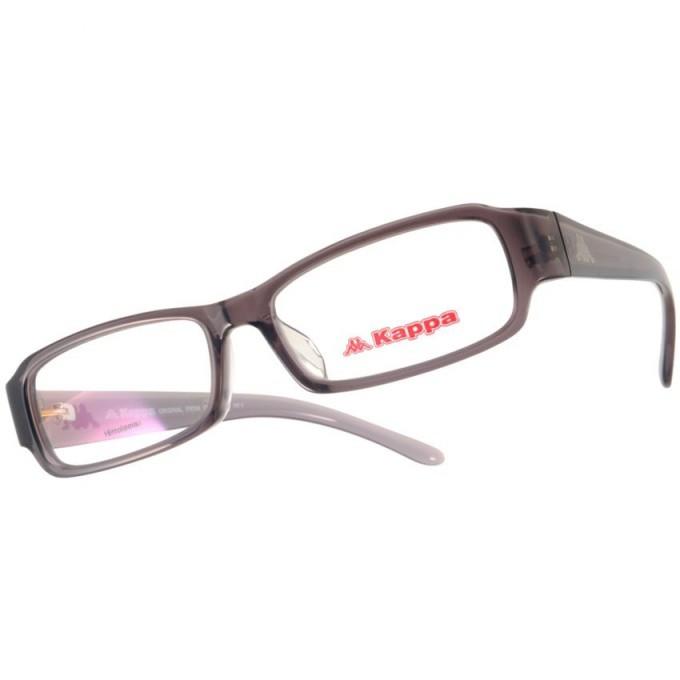 KAPPA 光學眼鏡 KP1025 GR 簡約經典LOGO小方框款-金橘眼鏡
