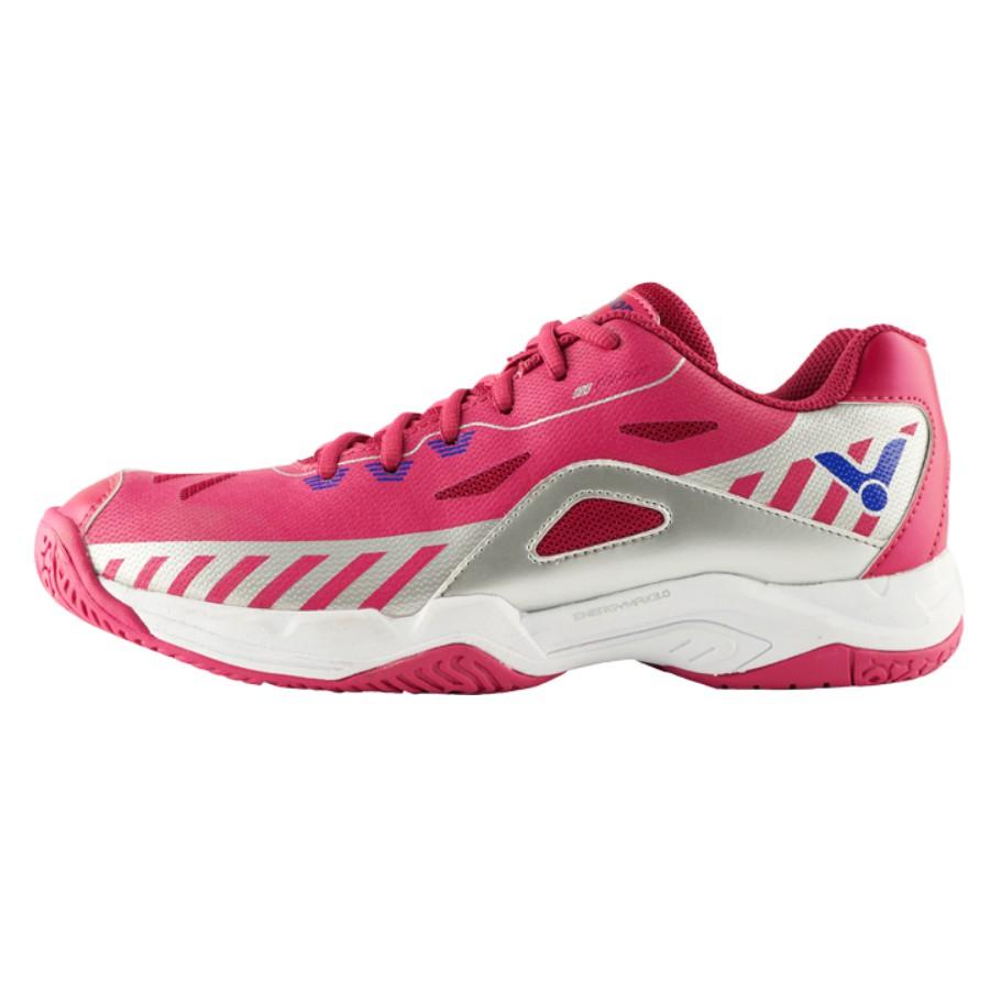 (羽球世家)23 25.5 VICTOR 勝利 羽球鞋 A610 PLUS QS  A610 粉桃紅 全面型羽球鞋