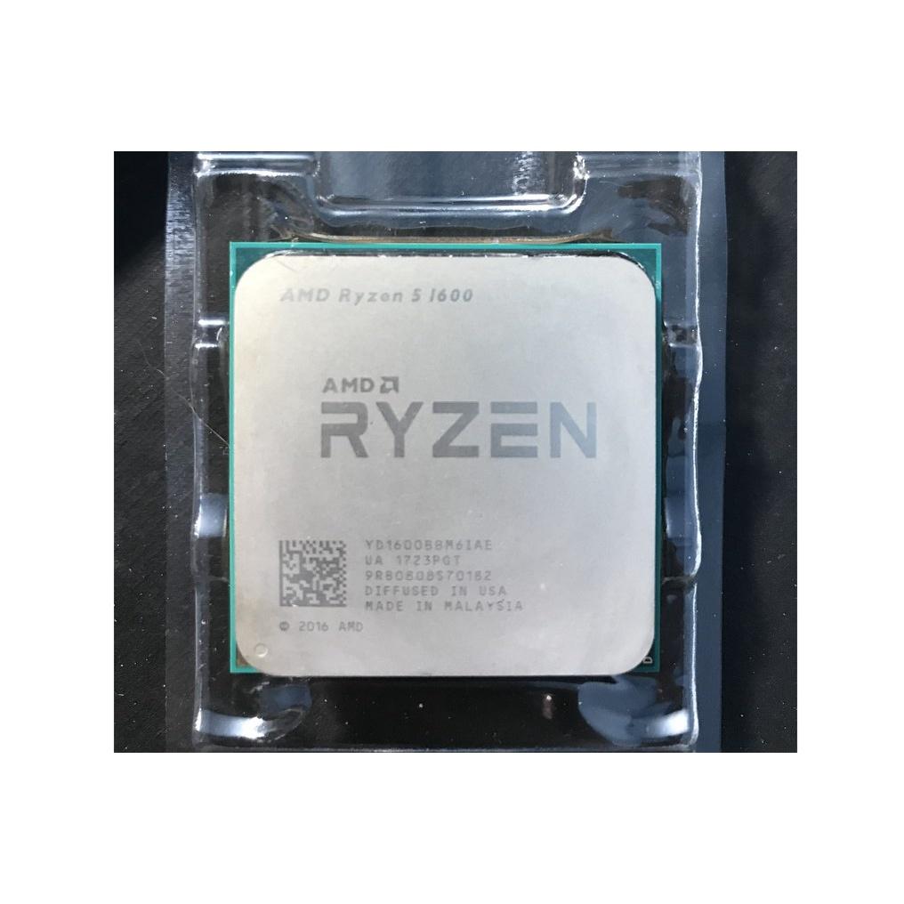 AMD RYZEN R5 1600 CPU
