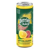 👉拆賣👈Perrier 沛綠雅 氣泡綜合果汁 檸檬芭樂口味 250毫升 X 1入👉Costco代購👈#344057