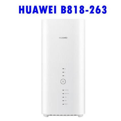 【附發票送轉卡】華為 B818-263台灣4G全頻WiFi分享器網卡路由器4CA另售B715 B315b316基隆可自取
