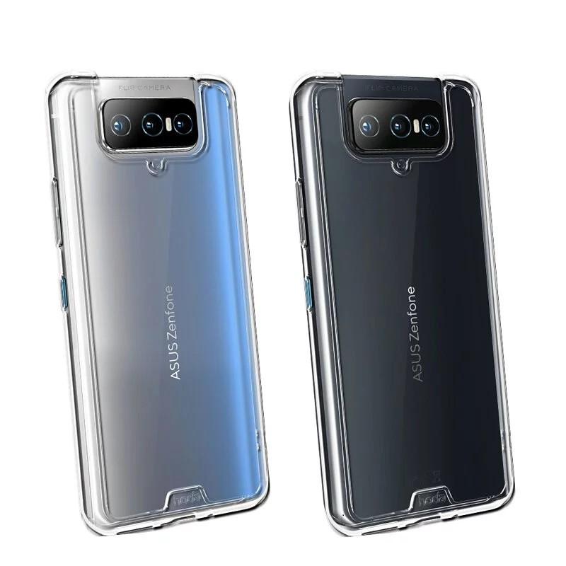 Hoda ASUS ZenFone 8 Flip(ZS672KS) 晶石玻璃背蓋