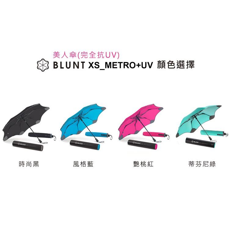紐西蘭BLUNT XS_METRO +完全抗UV美人自動折傘