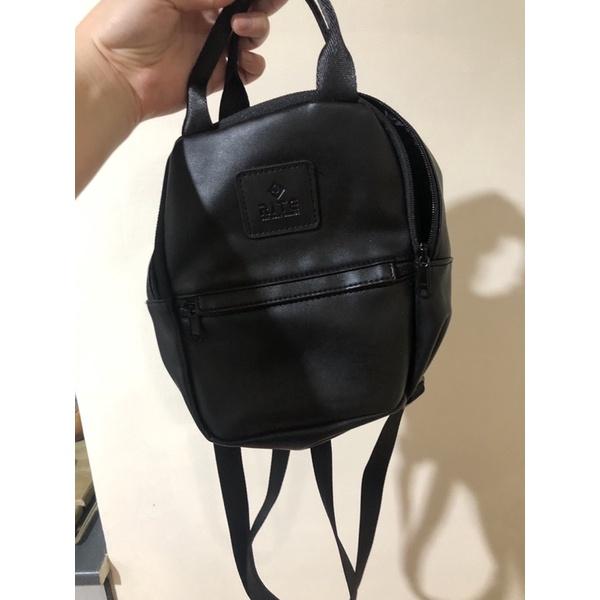 [二手包包]Rite 後背包黑色款