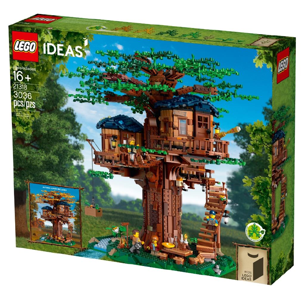 樂高 LEGO 21318 IDEAS系列 樹屋