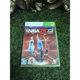 Xbox 360 二手遊戲 Kinect NBA 2K13 新北市
