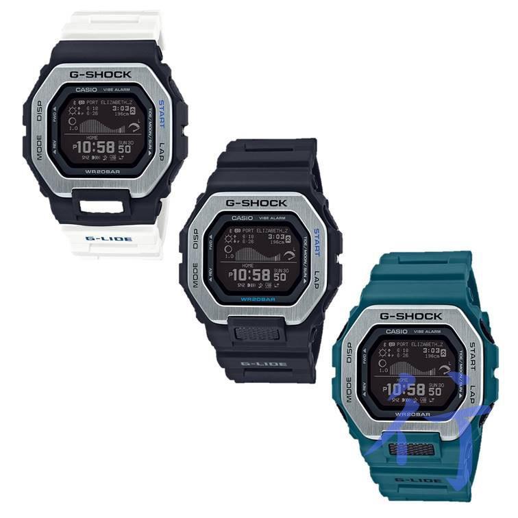 CASIO 卡西歐 GBX-100-1 GBX-100-2 GBX-100-7 G-SHOCK G-LIDE藍芽連線系列