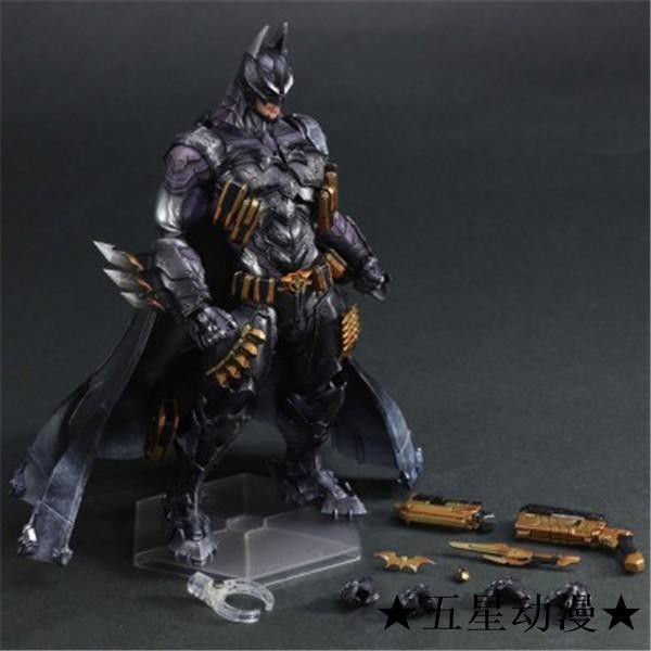 【可動】Play arts 重裝 甲板 蝙蝠俠 BATMAN PA改 阿甘 DC英雄 正義黎明 超人大戰