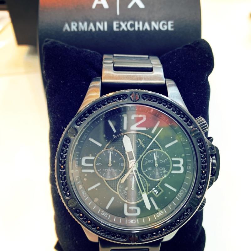 Armani Exchange 精品男款腕錶AX1520