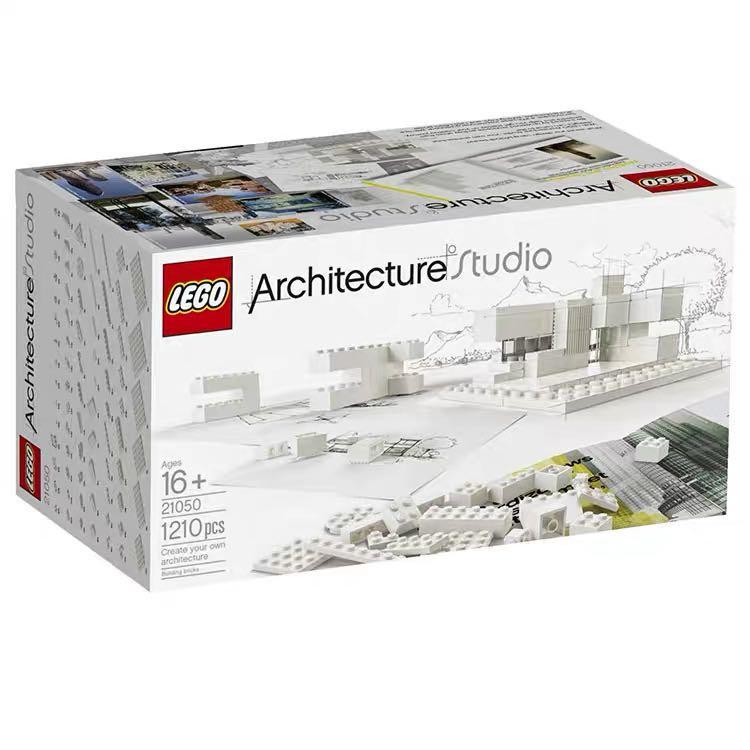 【當天發貨 精品樂高】LEGO樂高 建築系列 21050 21005 21039 21047 21034 21052