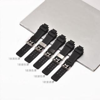 卡西歐表帶GA-1000/ GW-4000/ GW-A1000橡膠手錶帶g-shock#はなび