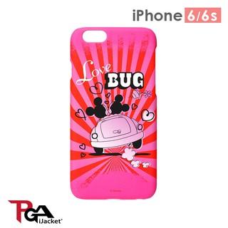 iPhone6/ 6s 手機殼 迪士尼 正版授權 PC 硬殼 4.7吋 -甜蜜米奇米妮 新北市