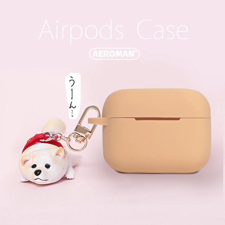 airpods pro 保護套 柴犬 總柴 防疫 日本 白柴犬 黑柴犬