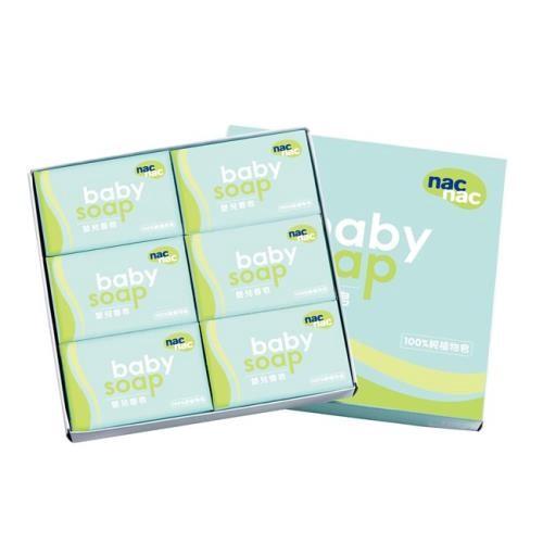 nac nac嬰兒香皂量販特價組(盒)