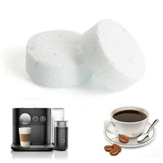 10 /  20 /  30 Pcs 濃縮咖啡機清潔平板電腦清潔描述 Acc O2C2