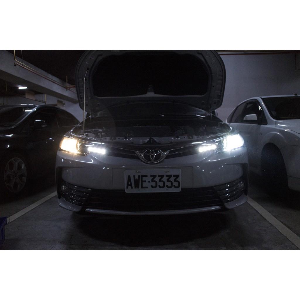 【PA LED】Toyota Altis 11代 11.5代 LED 套餐 大燈 方向燈 小燈 室內燈 牌照燈 倒車燈