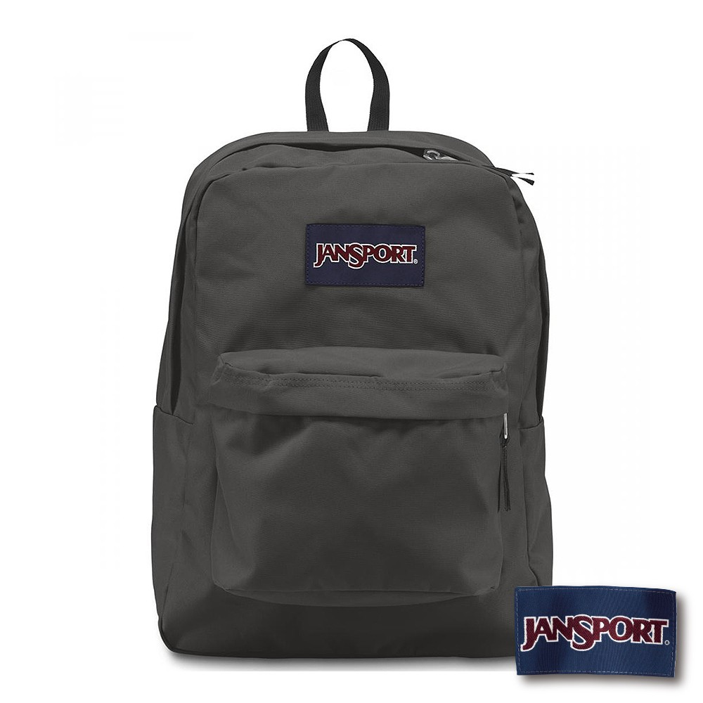 JANSPORT SUPERBREAK系列後背包 -灰(JS-43501)